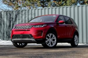 2021 Land Rover Discovery Sport S  593863   VORT3X auto