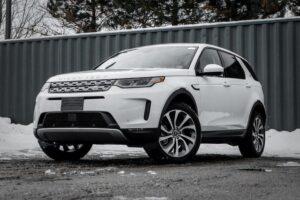 2021 Land Rover Discovery Sport SE  593831   VORT3X auto