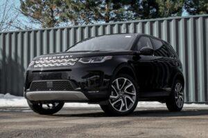 2021 Land Rover Discovery Sport SE  593861   VORT3X auto
