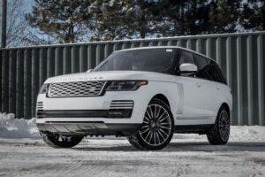 2021 Land Rover Range Rover Westminster  593822 | VORT3X auto