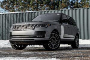 2021 Land Rover Range Rover Westminster  593842 | VORT3X auto
