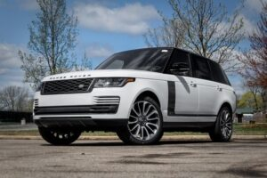 2021 Land Rover Range Rover Westminster LWB 593841 | VORT3X auto