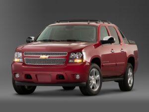 2011 Chevrolet Avalanche 1500 LTZ  L593242M | VORT3X auto