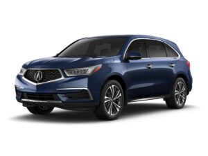 2019 Acura MDX 3.5L Technology Package SH-AWD 594079A   VORT3X auto