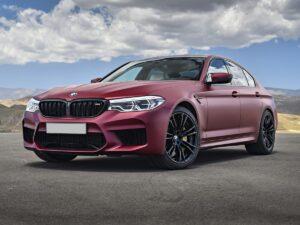 2018 BMW M5 Base  Q3742 | VORT3X auto