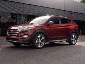 2017 Hyundai Tucson SE  690797A | VORT3X auto