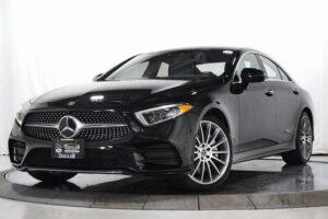 2019 Mercedes-Benz CLS CLS 450 4MATIC® QV3945   VORT3X auto